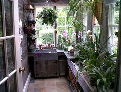 lovely garden room.