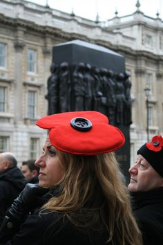 Remembrance Sunday in London Remembrance Poppy, Remembrance Sunday, Sunday In London, Poppy Craft, Lest We Forget, Veterans Day, Memorial Day, Poppies, Captain Hat
