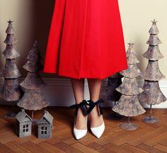 miss antoinette heels    like ballerina heels <3