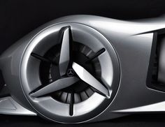 Looking like what I can only assume is a car-lover& wet dream, the Mercedes Benz 2040 Streamliner concept puts two absolutely gnarly looking turbines on the Mercedes Benz, Module Design, Rims For Cars, Futuristic Cars, Car Sketch, Car Wheels, Transportation Design, Automotive Design, Alloy Wheel