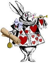 Alice in Wonderland nursery jealousy