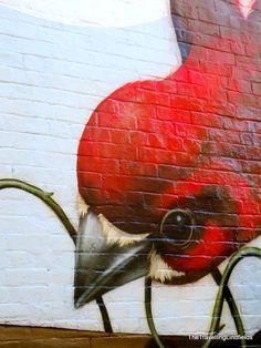 Street Art in Sydney, Australia - Graffiti Murals Street Art, Mural Art, Street Art Graffiti, Yarn Bombing, Amazing Street Art, Amazing Art, Banksy, Street Painting, Urban Street Art