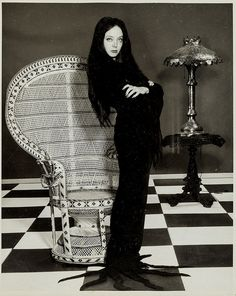 monsterman:  The Addams Family.