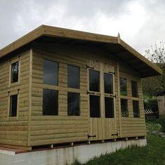 (ID.SUM.3B) 12 x 10 SUMMER HOUSE