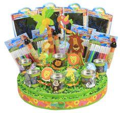 Centro de mesa, ideal para la decoración de fiestas infantiles. / Día del niño