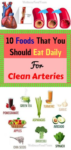 Arteries Remedies 10 Foods That You Should Eat Daily For Clean Arteries Health Tips, Health And Wellness, Health And Beauty, Health Fitness, Clean Arteries, Clogged Arteries, Cholesterol Diet, Natural Health Remedies, Healthy Alternatives