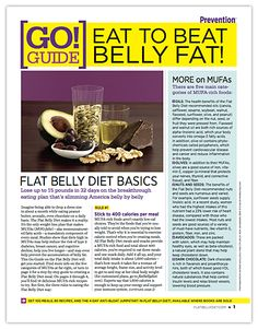 bad belly fat.  bad.