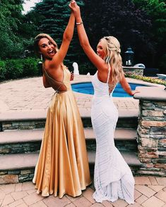 Prom Pictures Couples, Homecoming Pictures, Prom Couples, Prom Photos, Prom Pics, Stunning Prom Dresses, Pretty Prom Dresses, Homecoming Dresses, Hoco Dresses