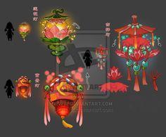 Lantern by ATFZ.deviantart.com on @DeviantArt