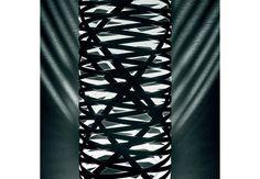 Foscarini Tress Terra grande LED schwarz