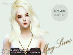 Hair 45F at May Sims • Sims 4 Updates