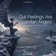 Gut Feelings Are Guardian Angels - https://themindsjournal.com/gut-feelings-guardian-angels/