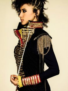 Only a boss would rock this!! AMAZING!!! Would kill for this jacket!!!