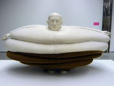 Erwin Wurm fat man