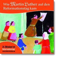Wie Martin Luther auf den Reformationstag kam - Luther - Themenbereiche | Kirchenshop-Online