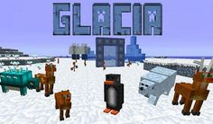 Glacia Mod for Minecraft 1.7.10  - MinecraftIO.Com -   Glacia Mod brings a great new glacial dimension to the world of Minecraft. It also comes with a variety of new mobs, ores, tools, and other items  #Minecraft18Mods, #Minecraft181Mods, #MinecraftMods1710 -  #MinecraftMods