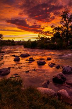 Tangerine Dream - Truckee River, Reno, Nevada #GeorgeTupak
