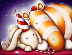 Party Animals by Peter Smith