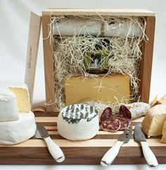 Cowgirl Creamery Gift Basket