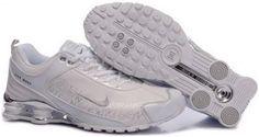 size 40 f4a96 dc15e 104265 036 Nike Shox R4 White White J09089 Nike Shox For Women, Mens Nike  Shox