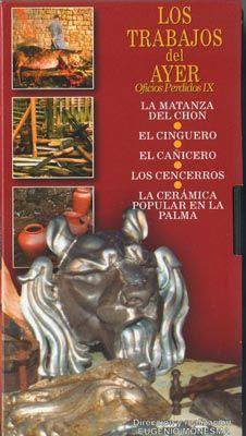 DVD DOC 193 - Los trabajos del ayer (2004) España. Dir: Eugenio Monesma. Documental. Contén, entre outros: DVD I: El binguero. Los cencerros. La cerámica popular en La Palma - DVD 2: Los pastores. Los zapatos serranos. Los sobaos y las rosquillas - DVD 3: El sastre de toreros. La cestería de Berceo. La lana en Ezcaray. Los bordados charros - DVD 4: El aceite de oliva. La cerámica de Talavera - DVD 5: La siega y la trilla. El gazpacho del Caroig. Plantas medicinales I. Plantas medicinales II