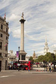 2012 Olympic London - Trafalgar Square , London, UK|