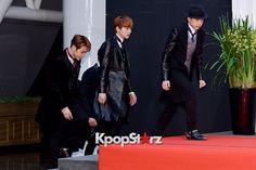 2PM at 2014 KBS Gayo Daechukje Red Carpet