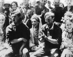 Soldiers of the SS Division 'Leibstandarte Adolf Hitler 'on a holiday with Ukrainian girls. Read more: http://histomil.com/viewtopic.php?f=338&t=3918&start=4820#ixzz3XkGPhgCz
