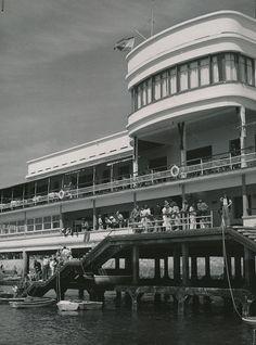 Club Marítimo de Santander 1950  #Cantabria #Spain
