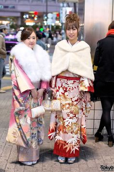 Coming of Age Day Kimono in Japan (118)