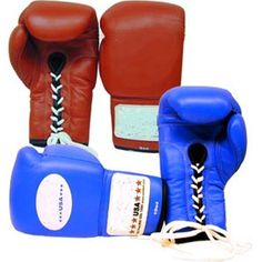 Lace-up Boxing Gloves. Lace-up boxing gloves in cowhide leather. Provide a tighter and more secure fit by adding laces Boxing Gloves, Cowhide Leather, Lace, Lace Making