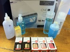 Brush up and Polish up!: My CND Shellac Kit At home shellac manicures