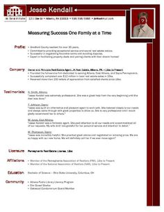 real estate resumes samples sample resumes