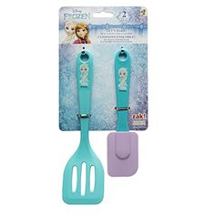 Zak Designs FZNNS070 Disneys Frozen Elsa 2 Piece Kids Baking Set Decorated -- Check this awesome product by going to the link at the image.Note:It is affiliate link to Amazon.