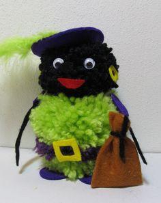so nice (: Diy For Kids, Crafts For Kids, Arts And Crafts, Diy Crafts, Diy Christmas Star, St Nicholas Day, Star Diy, Pom Pom Crafts, Party Items