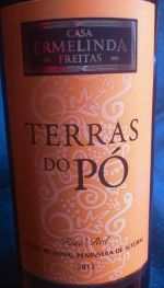 De Terras de Pó is een zeer jonge en tanninerijke wijn met genoeg zuren en fruit. Een fruitbom met karakter, authenticiteit en aardsheid