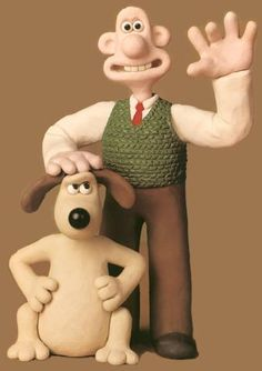 Whenever I feel sick or down in the dumps...I watch Wallace and Gromit and always feel much better