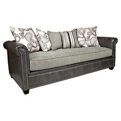 Trump Home Westchester Leather Chesterfield Sofa Furniture I Love Pinterest Home