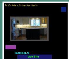 Thrift Modern Kitchen Door Handle 101501 - The Best Image Search