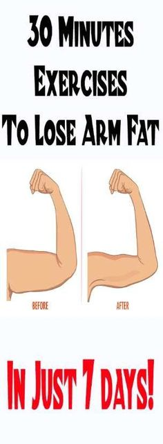 30 Minutes Exercises To Lose Arm Fat In Just 7 days! – BS/U