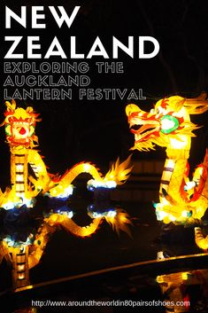 New Zealand Travel Inspiration - Auckland Lantern Festival, New Zealand! Check out the incredible lanterns at Auckland Domain to celebrate Chinese New Year. Advertising Words, Chinese Lantern Festival, China Southern Airlines, Food Stall, Chinese Lanterns, New Zealand Travel, Best Places To Eat, Auckland, First Night