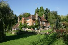 The Country Home of Winnie the Pooh Author A.A. Milne is For Sale
