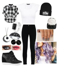 """""""Going to School"""" by kpop-star-xox ❤ liked on Polyvore featuring STELLA McCARTNEY, Brian Lichtenberg and O.X.S"""