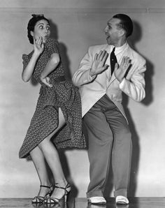"""""""Boomps A Daisy"""" dance craze, 1939"""