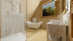 3d Design, Bathtub, Bathroom, Standing Bath, Washroom, Bathtubs, Bath Tube, Full Bath, Bath