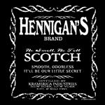 No smell No tell scotch, from Kramerica Industries!