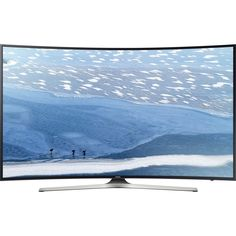 Televizor LED Curbat Smart Samsung, 101 cm, 40KU6172, 4K Ultra HD