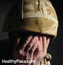Mental Illnesses That Commonly Occur with Combat PTSD | Several mental illnesses commonly occur with combat PTSD. Learn what commonly occurs with combat PTSD and how to treat these mental illnesses. www.HealthyPlace.com