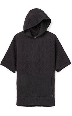 Zanerobe Men's MVP Quilted Sweatshirt, Black Quilt, Small ❤ ...