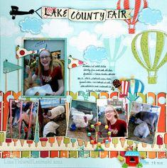 Lake County Fair - Scrapbook.com